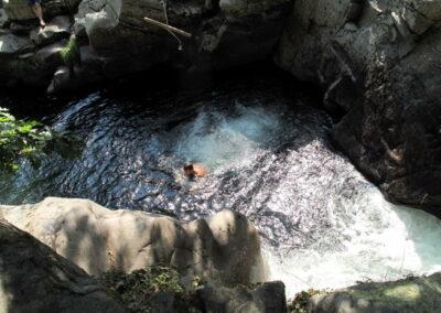 Folgoso de la Ribera | Pozas zona de baño en El Bierzo