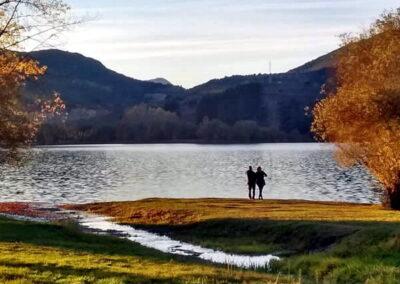 Lago de Carucedo | paisajes de El Bierzo