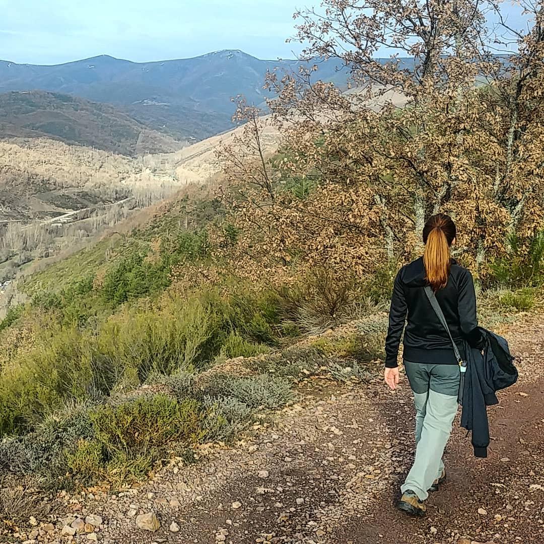 Rutas de Senderismo en El Bierzo | Bosques
