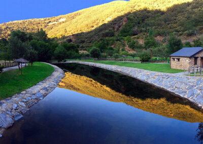 San Facundo | Playa fluvial en El Bierzo
