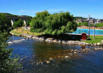 Toral de los Vados | zona de recreo en El Bierzo