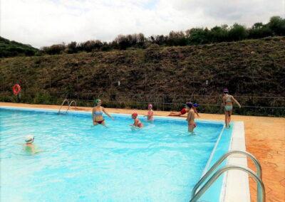 Tremor de Arriba | piscinas en El Bierzo