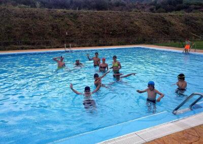 Tremor de Arriba | piscinas para niños en El Bierzo