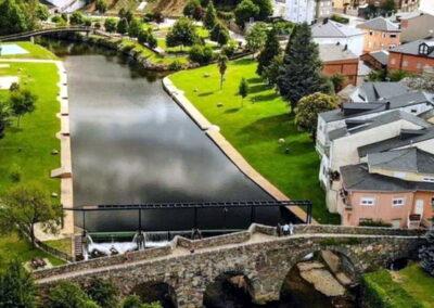 Vega de Espinareda | Playa fluvial en El Bierzo