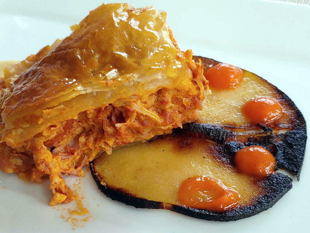 Menú Degustación   Jornadas Gastronómicas 2021   Restaurante Antigua Escuela del Bierzo